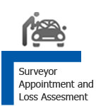 Surveyor Appointment and Loss Assesment